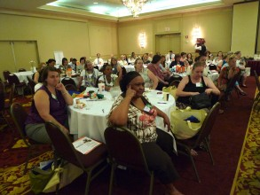 people at conference 2012