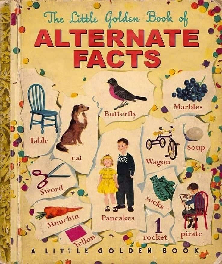 Alternative facts, fake truths and mental health: are you