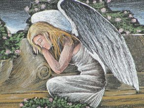 angel-and-grief