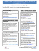 thumbnail of Crisis-Resource-Sheet-for-Families-and-Youth