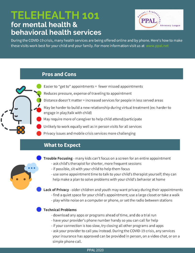 Telehealth 101 for Mental Health and Behavioral Health Services